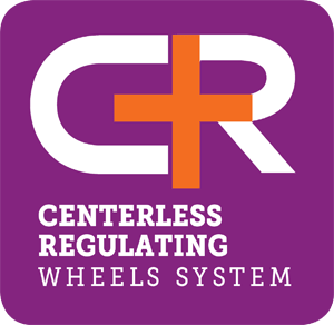 CENTERLESS REGULATING WHEELS SYSTEM
